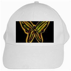 Night butterfly White Cap