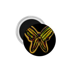 Night butterfly 1.75  Magnets