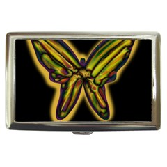 Night butterfly Cigarette Money Cases