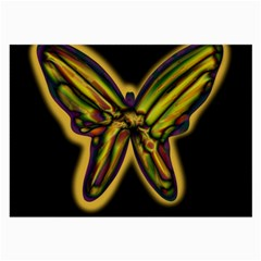 Night butterfly Large Glasses Cloth