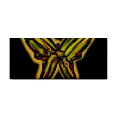 Night butterfly Hand Towel