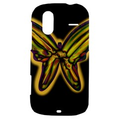 Night butterfly HTC Amaze 4G Hardshell Case