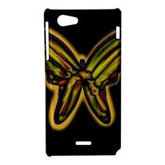 Night butterfly Sony Xperia J