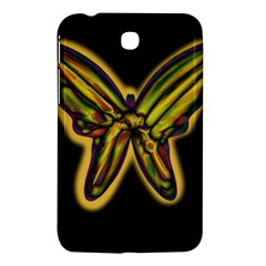 Night butterfly Samsung Galaxy Tab 3 (7 ) P3200 Hardshell Case