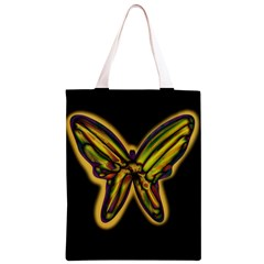 Night butterfly Classic Light Tote Bag