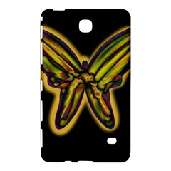 Night butterfly Samsung Galaxy Tab 4 (7 ) Hardshell Case
