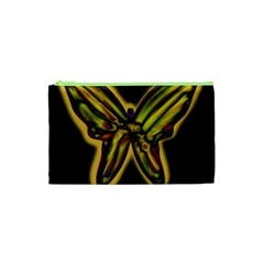 Night butterfly Cosmetic Bag (XS)