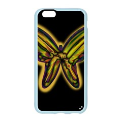 Night butterfly Apple Seamless iPhone 6/6S Case (Color)
