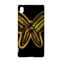 Night butterfly Sony Xperia Z3+