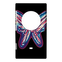 Neon butterfly Nokia Lumia 1020