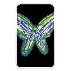 Green neon butterfly Memory Card Reader