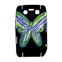 Green neon butterfly Bold 9700