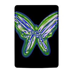 Green neon butterfly Kindle 4