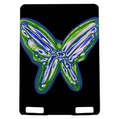 Green neon butterfly Kindle Touch 3G