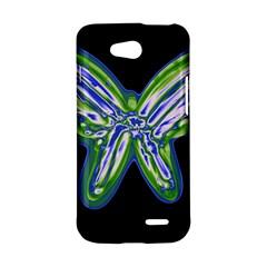 Green neon butterfly LG L90 D410