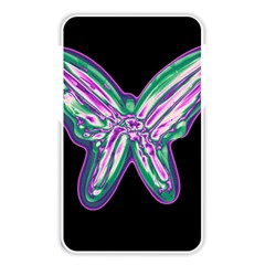 Neon butterfly Memory Card Reader