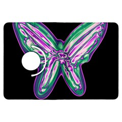 Neon butterfly Kindle Fire HDX Flip 360 Case