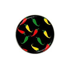 Chili peppers Hat Clip Ball Marker (4 pack)
