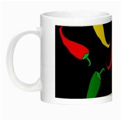 Chili peppers Night Luminous Mugs