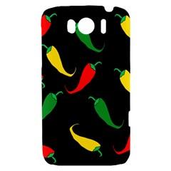 Chili peppers HTC Sensation XL Hardshell Case