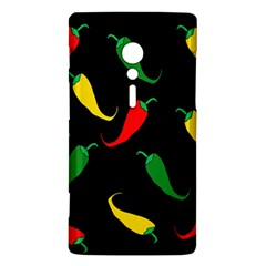 Chili peppers Sony Xperia ion