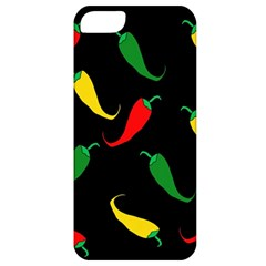 Chili peppers Apple iPhone 5 Classic Hardshell Case