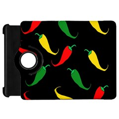 Chili peppers Kindle Fire HD Flip 360 Case