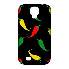 Chili peppers Samsung Galaxy S4 Classic Hardshell Case (PC+Silicone)