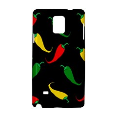 Chili peppers Samsung Galaxy Note 4 Hardshell Case