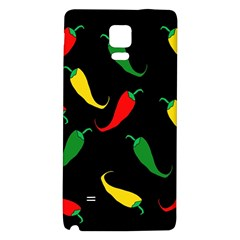 Chili peppers Galaxy Note 4 Back Case