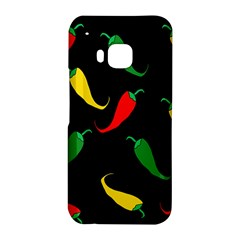 Chili peppers HTC One M9 Hardshell Case