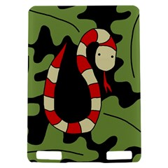 Red cartoon snake Kindle Touch 3G