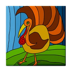 Thanksgiving turkey  Tile Coasters