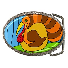 Thanksgiving turkey  Belt Buckles