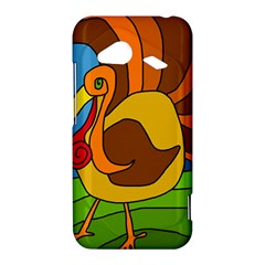 Thanksgiving turkey  HTC Droid Incredible 4G LTE Hardshell Case
