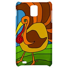 Thanksgiving turkey  Samsung Infuse 4G Hardshell Case