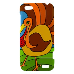 Thanksgiving turkey  HTC One V Hardshell Case
