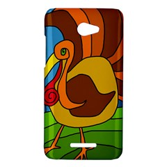 Thanksgiving turkey  HTC Butterfly X920E Hardshell Case