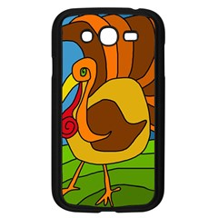 Thanksgiving turkey  Samsung Galaxy Grand DUOS I9082 Case (Black)
