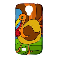 Thanksgiving turkey  Samsung Galaxy S4 Classic Hardshell Case (PC+Silicone)