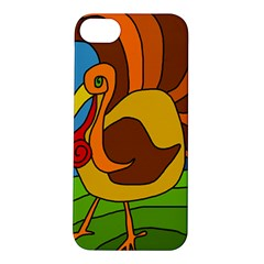 Thanksgiving turkey  Apple iPhone 5S/ SE Hardshell Case