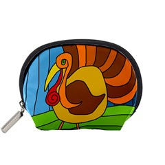 Thanksgiving turkey  Accessory Pouches (Small)