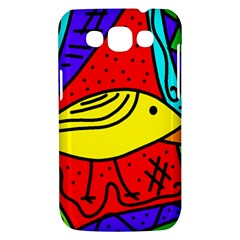 Yellow bird Samsung Galaxy Win I8550 Hardshell Case