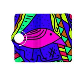 Pink bird Kindle Fire HDX 8.9  Flip 360 Case
