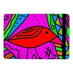 Red bird Samsung Galaxy Tab Pro 10.1  Flip Case