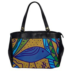 Blue bird Office Handbags