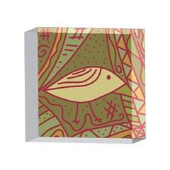 Brown bird 4 x 4  Acrylic Photo Blocks
