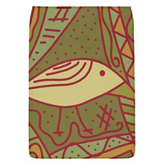 Brown bird Flap Covers (S)