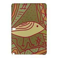 Brown bird Samsung Galaxy Tab Pro 10.1 Hardshell Case