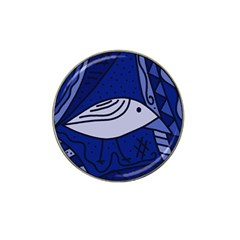 Blue bird Hat Clip Ball Marker (10 pack)